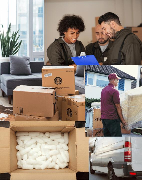 Ein-Auspackservice-Sorgenfreie Umzüge-Leistungen