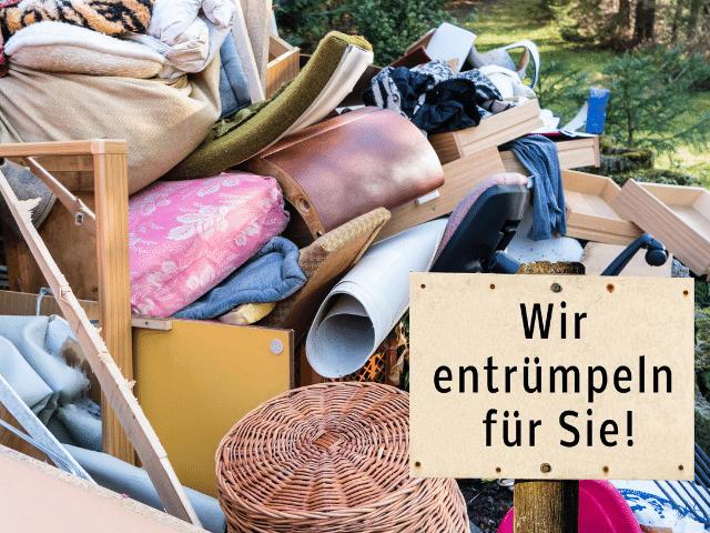 Homepage-Sorgenfreie Umzüge-Entrümpelung