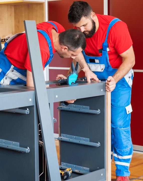 Montagearbeiten-Sorgenfreie-Umzüge-Leistungen